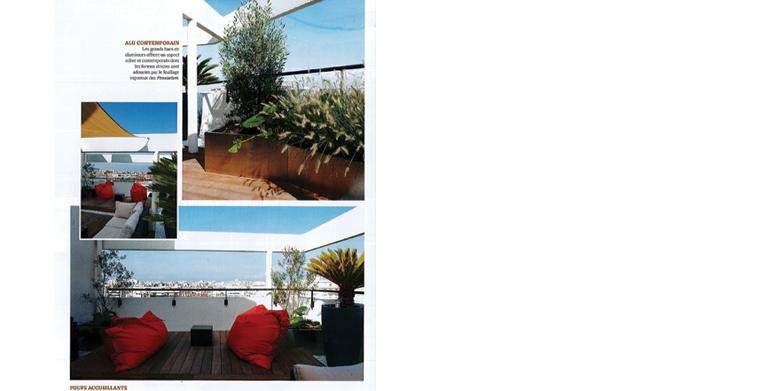 Ext rieur design n 38 mars avril 2014 architecte for Paysagiste exterieur design