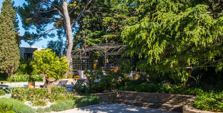 Jardin m diterran en bandol architecte paysagiste - Creation jardin mediterraneen saint paul ...