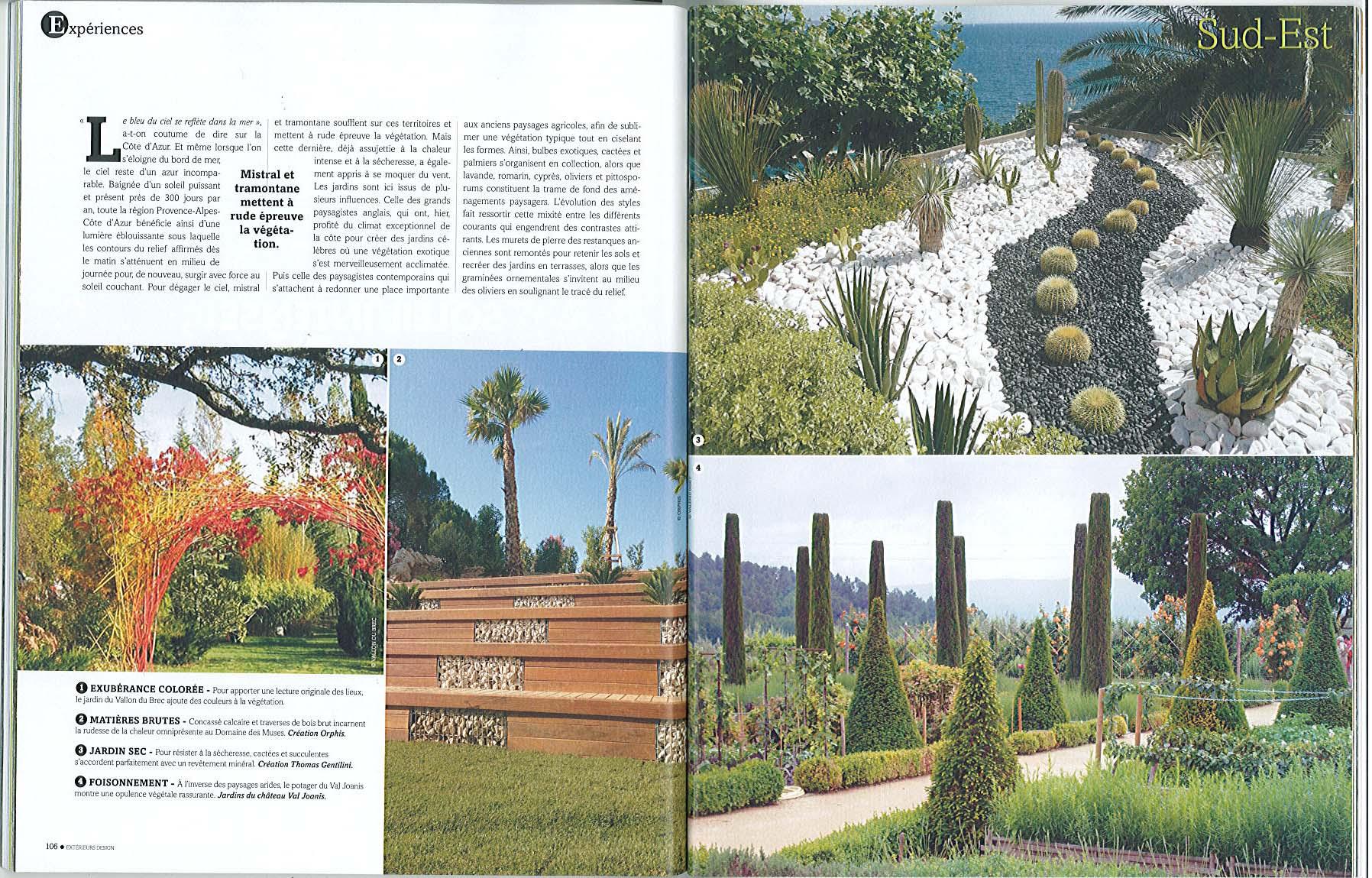 Ext rieurs n 50 architecte paysagiste thomas gentilini cr ation et am nagement jardin for Architecte paysagiste marseille