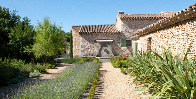 Jardin priv proven al saint cannat 13 architecte - Creation jardin mediterraneen saint paul ...