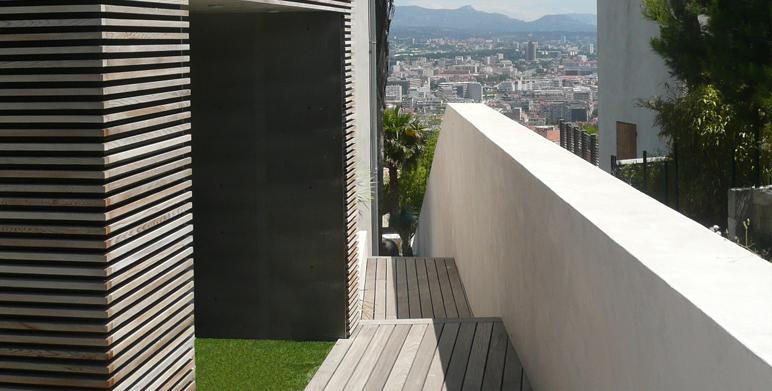 jardin priv marseille architecte paysagiste thomas gentilini cr ation et am nagement. Black Bedroom Furniture Sets. Home Design Ideas
