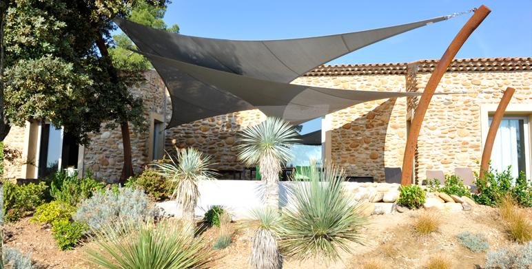 Jardin priv beaumont de pertuis 84 architecte - Architecte pertuis ...