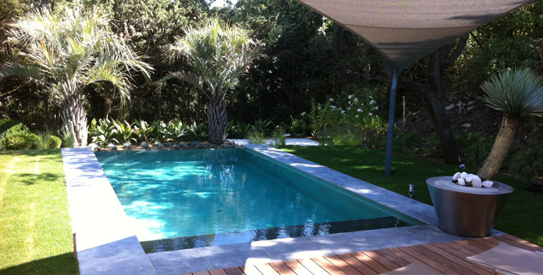 Jardin villeneuve les avignon gard architecte - Creation jardin mediterraneen saint paul ...