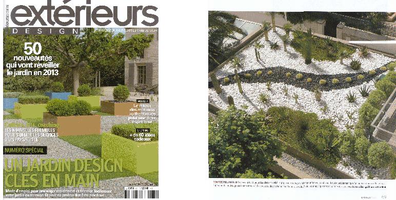 Magazine outdoor \